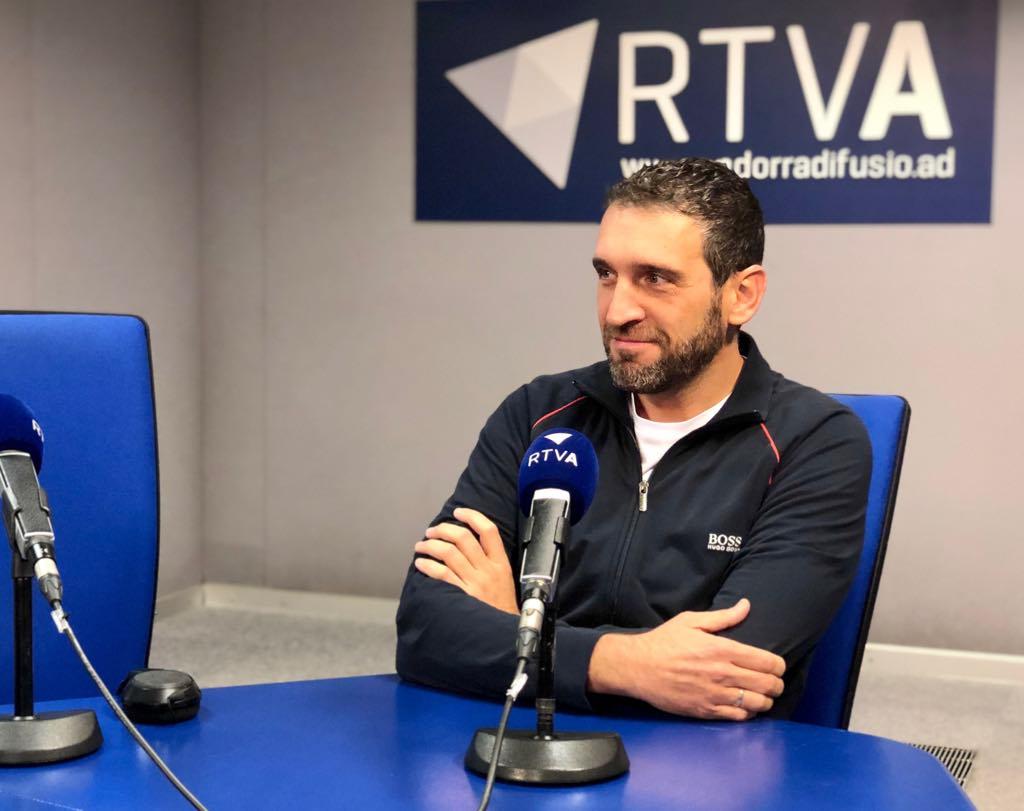 Ibon Navarro vol un MoraBanc més intens i amb més rotacions