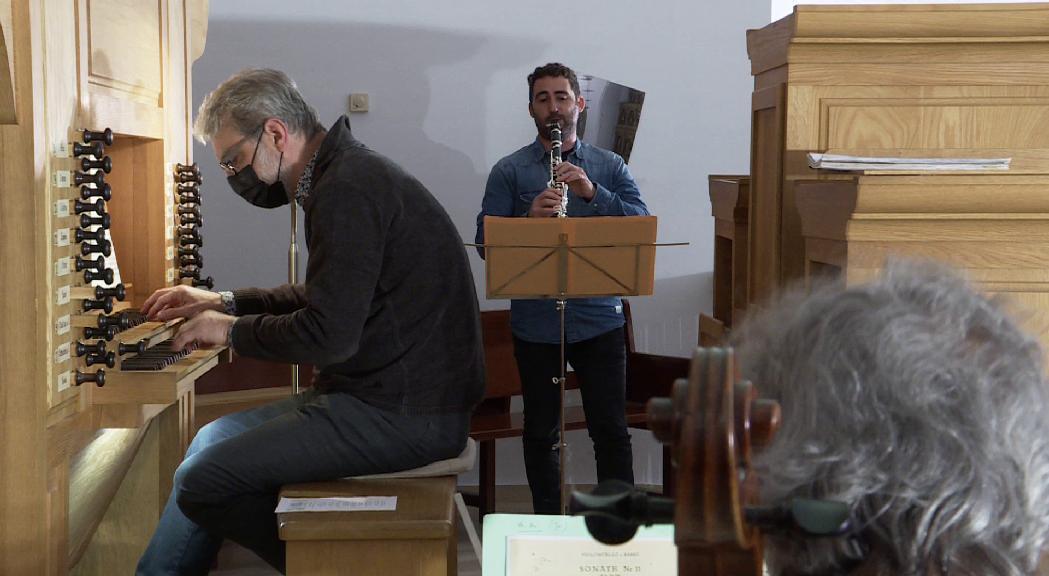 Ignacio Ribas estrenarà la composició Càntic de primavera i presentarà quintet a Andoflora