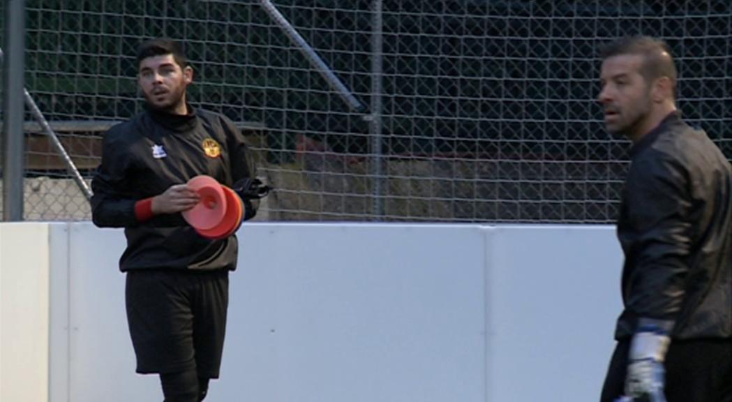 El porter José Antonio Gomes jugarà la temporada vi