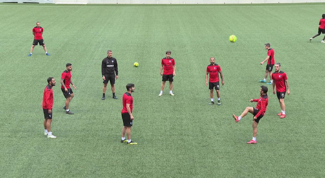 L'Inter d'Escaldes vol eliminar el Teuta i seguir fent camí a la Conference League