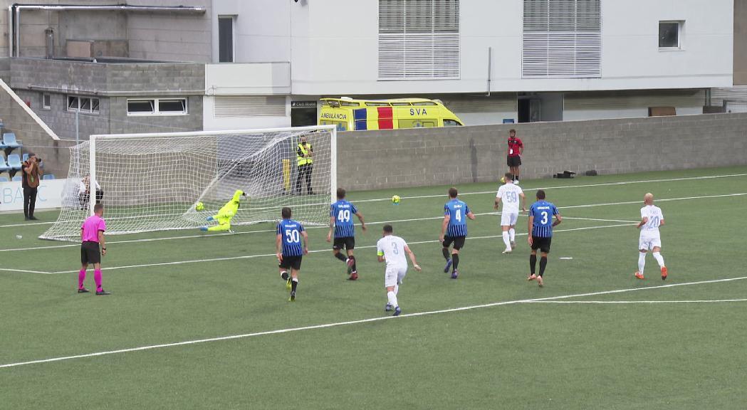 L'Inter lamenta l'eliminació a la Conference League contra el Teuta