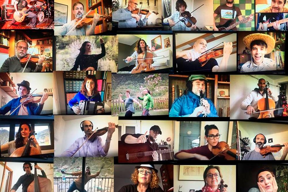La cançó participativa de la Fundació ONCA &