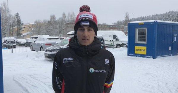 Irineu Esteve, 21è al Mundial de Seefeld en esquiatló