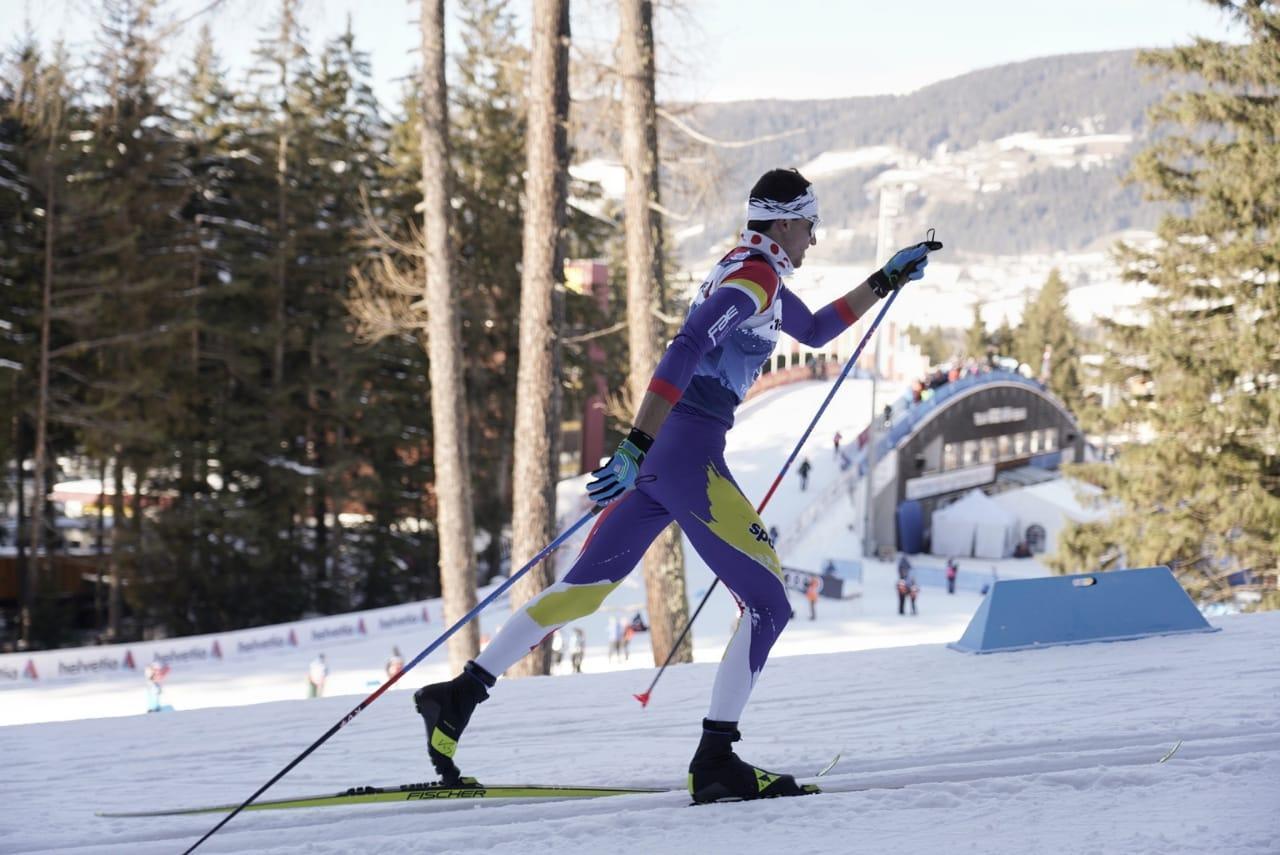 Irineu Esteve continua sense poder fer un top-30 al Tour d'Es