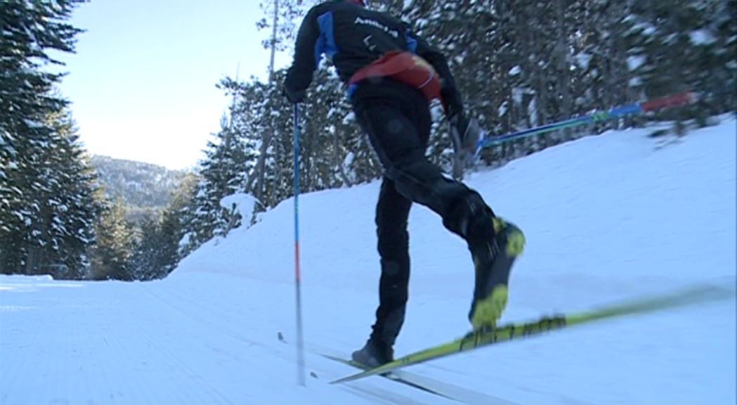 El Tour d'Ski no s'atura ni el primer dia de l'any. I