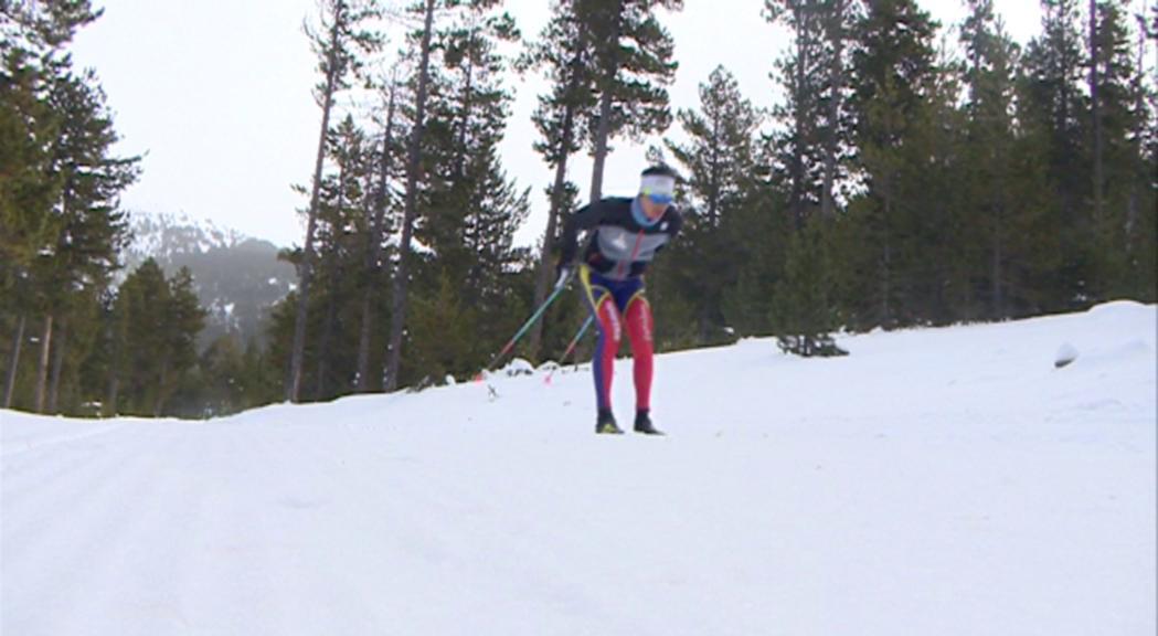 Irineu Esteve torna a fregar el top-20 al Mundial d'esquí de fons