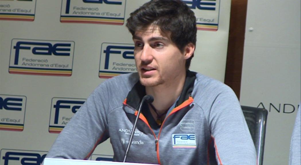Irineu Esteve vol consolidar uns resultats per emmarcar i Carola Vila passa a sènior sense pressa per la Copa del Món