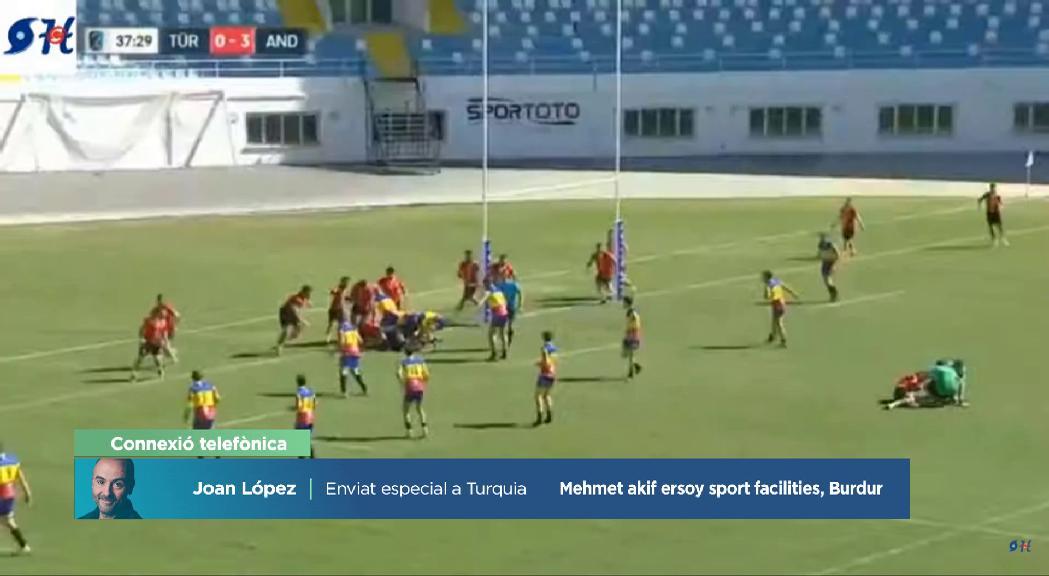 Victòria i joc convicent dels Isards en l'estrena de l'Europeu a Turquia (12-22)