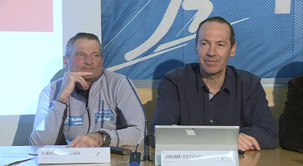 Jaume Esteve és reelegit com a president de la Federació de Muntanyisme