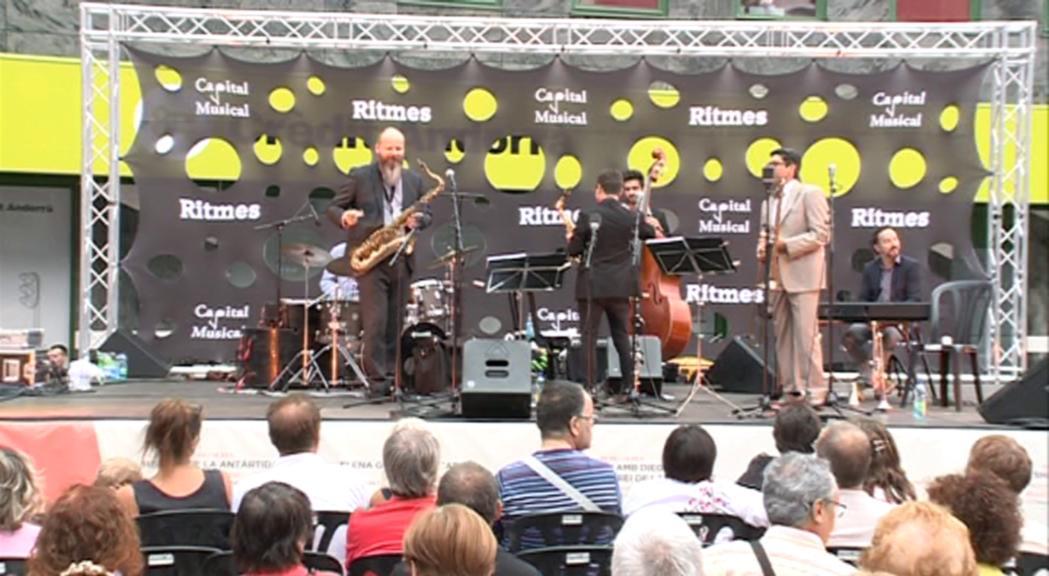 Jazz i swing protagonitzen el pont al cicle Ritmes, capital de la música