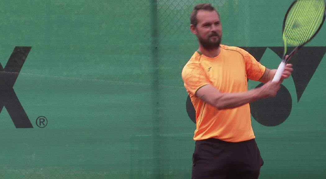 Jean-Baptiste Poux confia a estrenar-se com a capità de l'equip de Copa Davis enguany