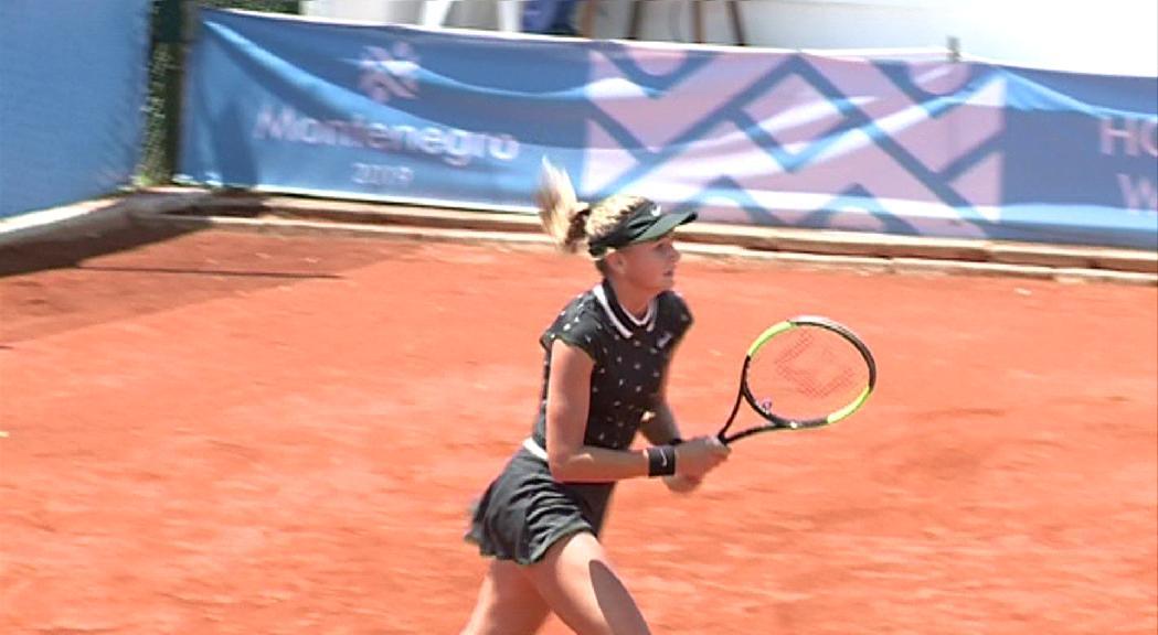 Jiménez jugarà el primer Grand Slam a Austràlia com a 9a cap de sèrie i debutarà davant la britànica Mutavdzic