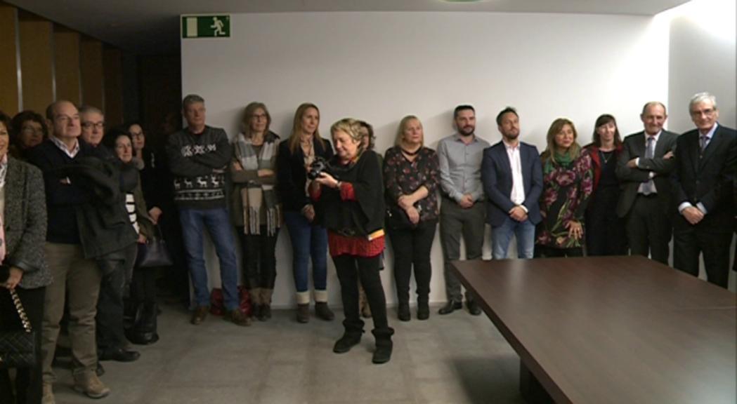 Joan Ganyet homenatja Andorra a través de la fotografia