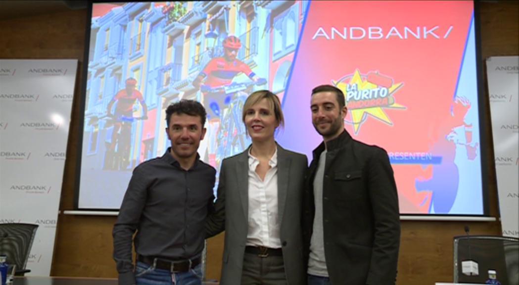 Joaquim Rodríguez crea l'equip de ciclisme AndBank-la Purito Andorra