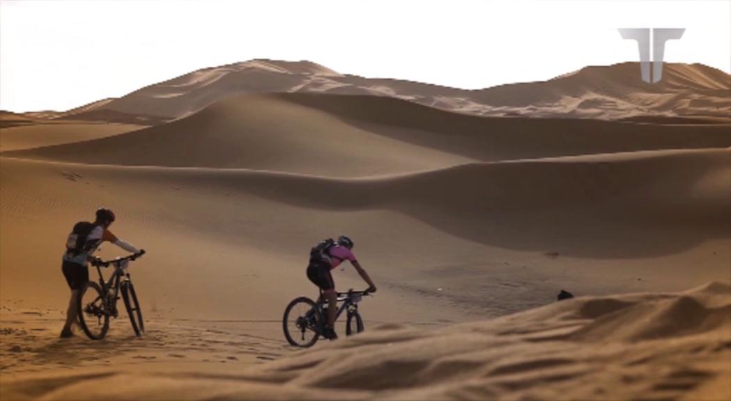 Joaquim Rodríguez participarà en la Titan Desert 2019