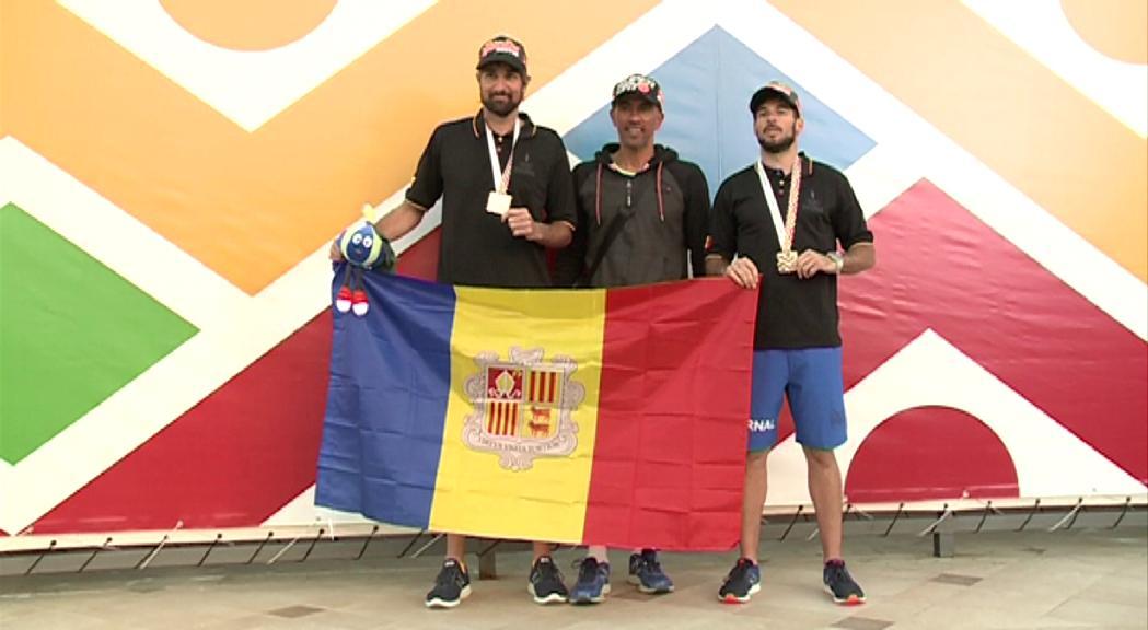 Els Jocs dels Petits Estats d'Andorra, en espera després de l'ajornament de Tòquio 2020