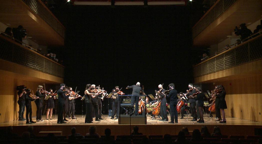 La JONCA apel·la a la innovació i el dinamisme en un concert de Meritxell marcat per la Covid-19