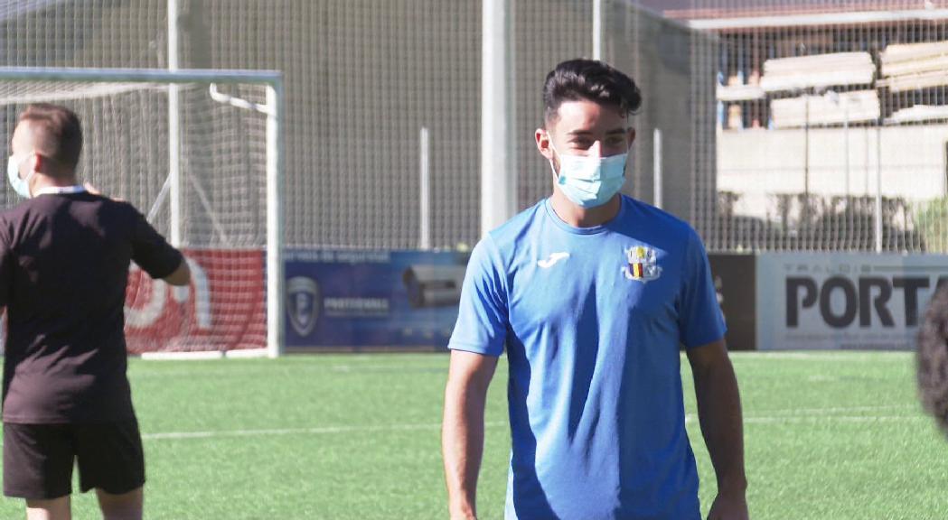 Jordi Aláez, nou jugador del Diagoras de la segona divisió grega