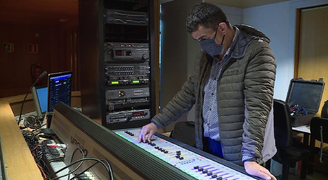 Jordi Botey cantarà a l'Auditori Nacional en homenatge i reivindicació de la feina dels músics
