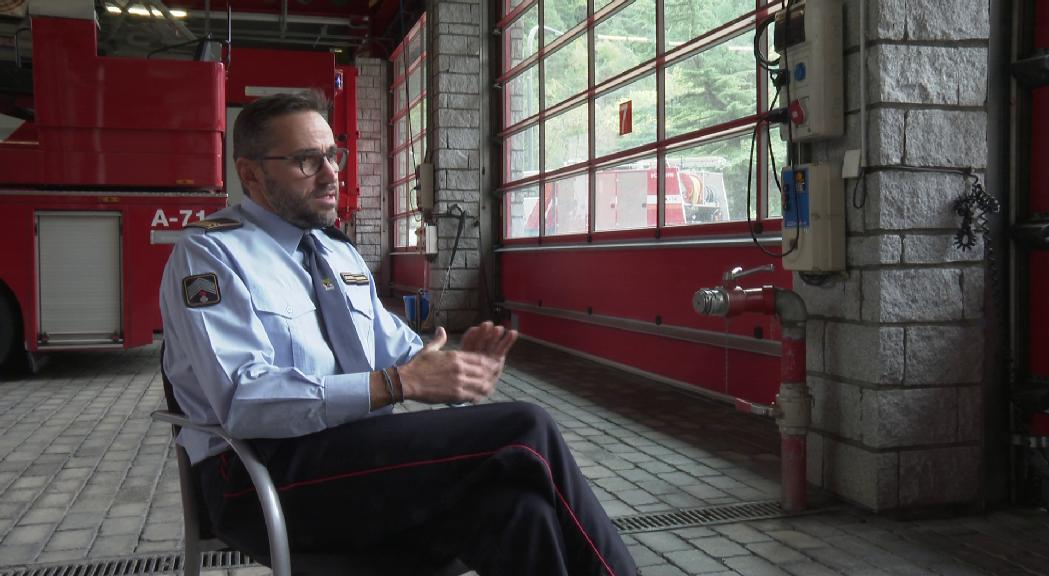 Jordi Farré serà el nou director dels bombers amb Jaume Sánchez de número dos