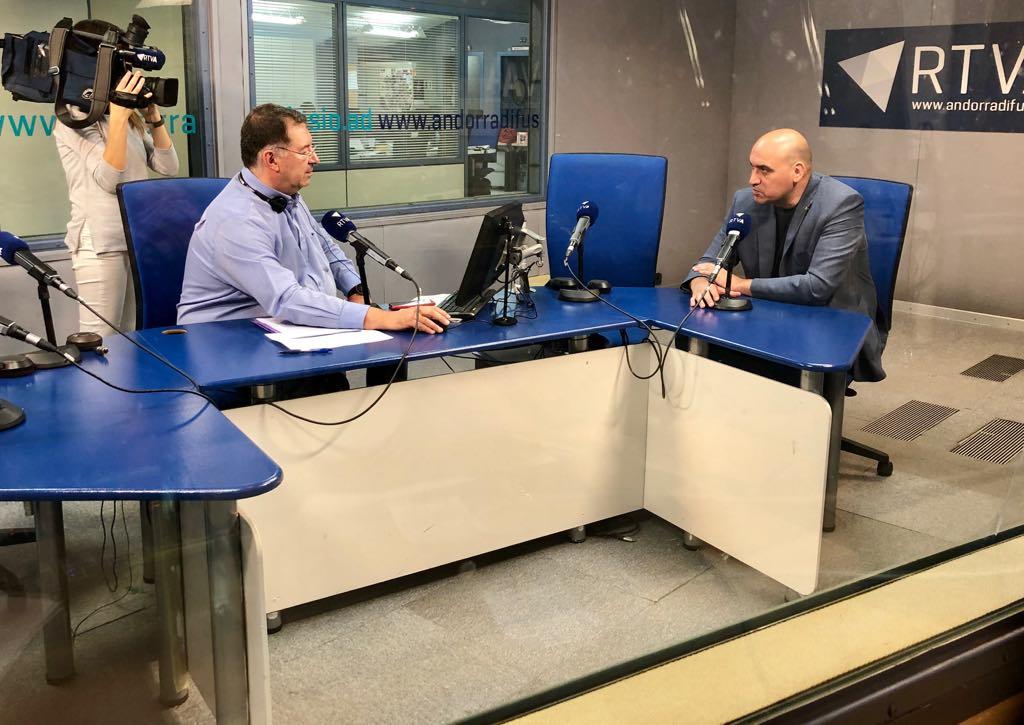 Jordi Ribó aposta per incentivar en lloc de penalitzar per resodre el problema del lloguer