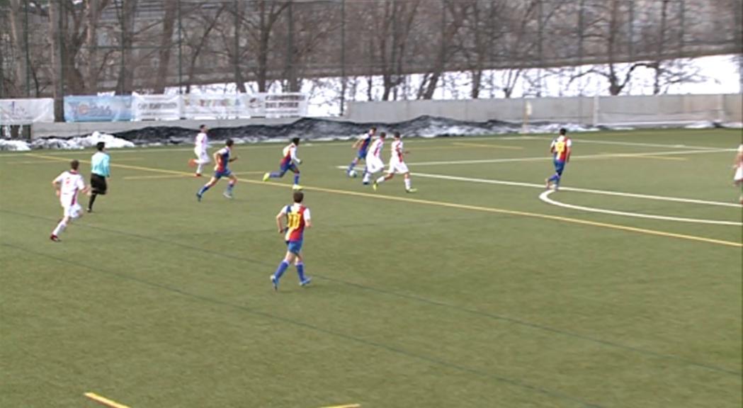 Jornada rodona per a l'FC Andorra amb la promoció d'ascens a només set punts