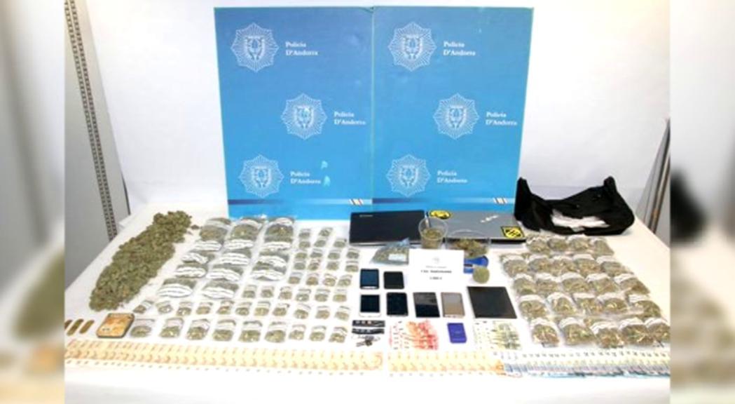 El judici als joves detinguts en l'Operació Paradís vol esbrinar quanta droga es va vendre a menors