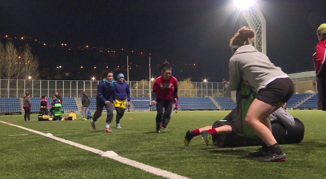 Les jugadores del VPC encaren la segona fase de la lliga catalana amb l'objectiu de ser més competitives