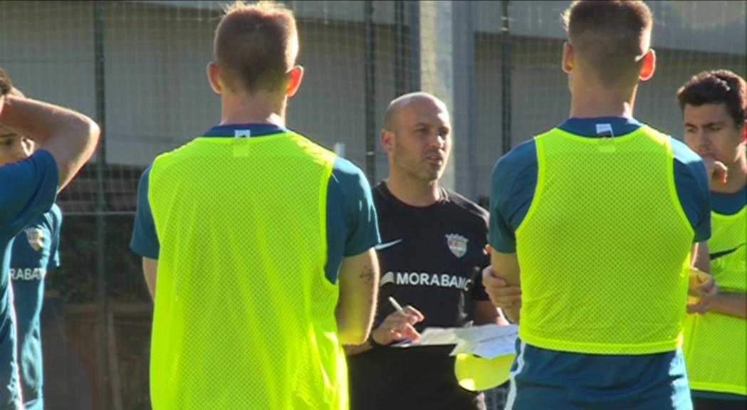 Es jugarà el FC Andorra - Lleida Esportiu de la Copa Catalunya