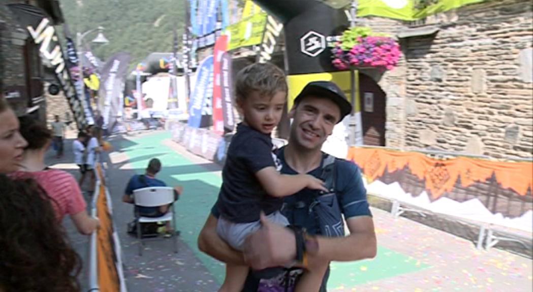 Julio Rodrígues acaba 20è als Campionats d'Europa de curses de muntanya