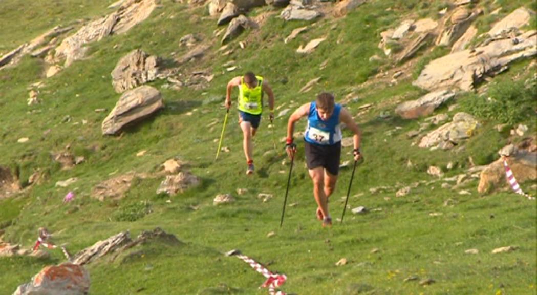 Julio Rodrigues, Òscar Casal i Arnau Soldevila representaran Andorra al Campionat d'Europa de curses de muntanya a partir de diumenge