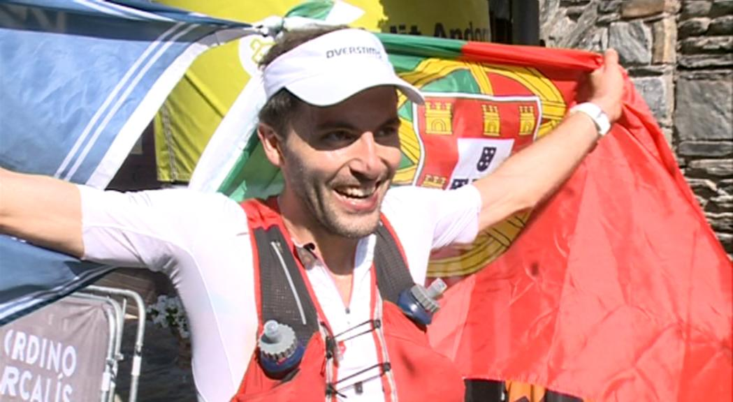 Julio Rodrigues, segon a la Celestrail