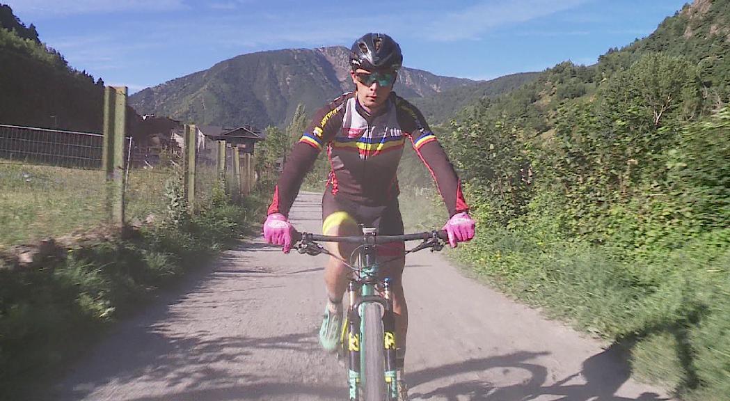 El júnior Stefan Ancion finalitza 8è al Campionat de Catalunya de cross country
