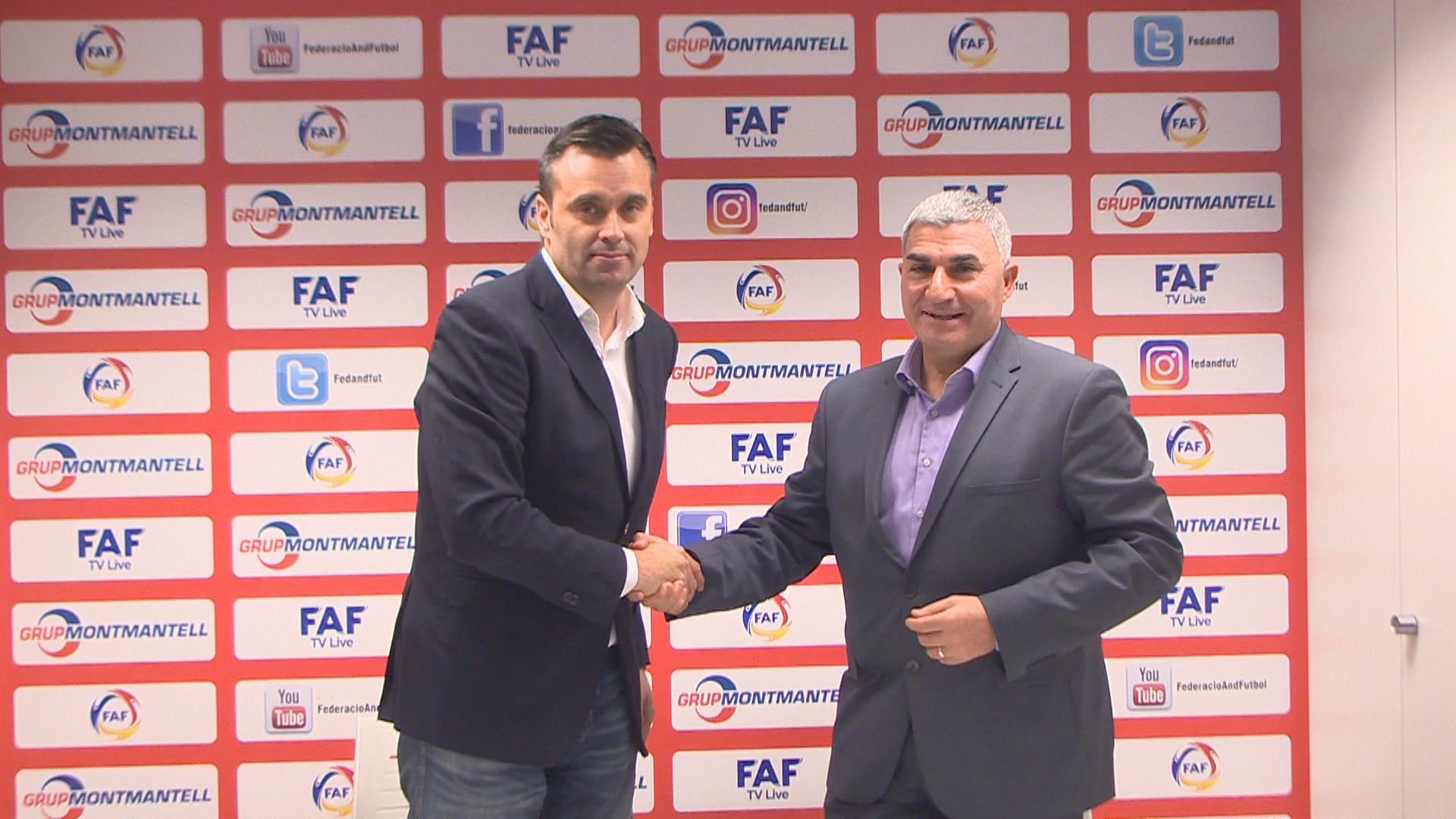 Koldo Álvarez continuarà al capdavant de la selecció absoluta dos anys més