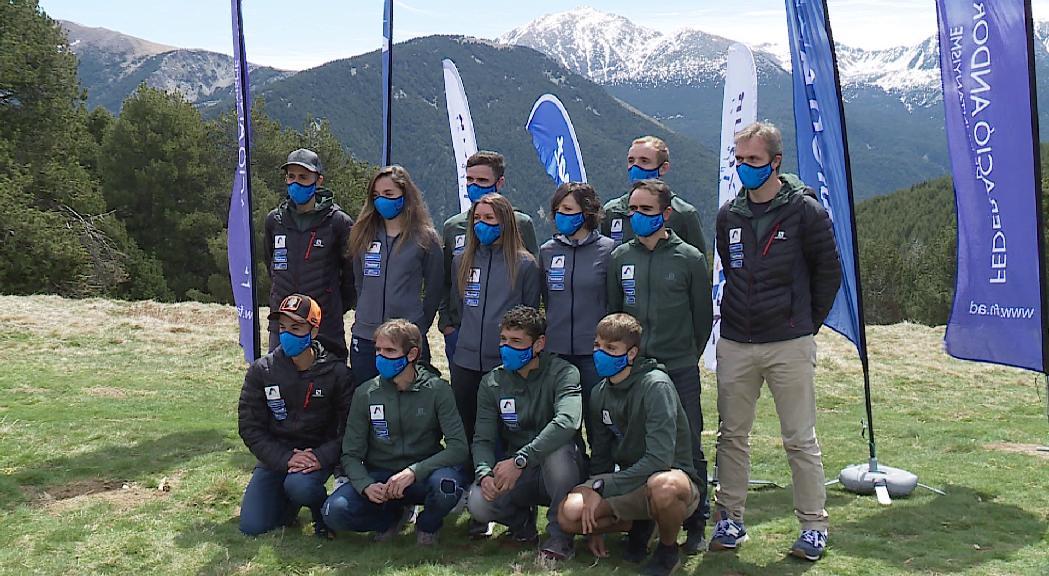 Laia Sebastià i Euan Prieto, novetats en el combinat nacional de curses de muntanya 2021