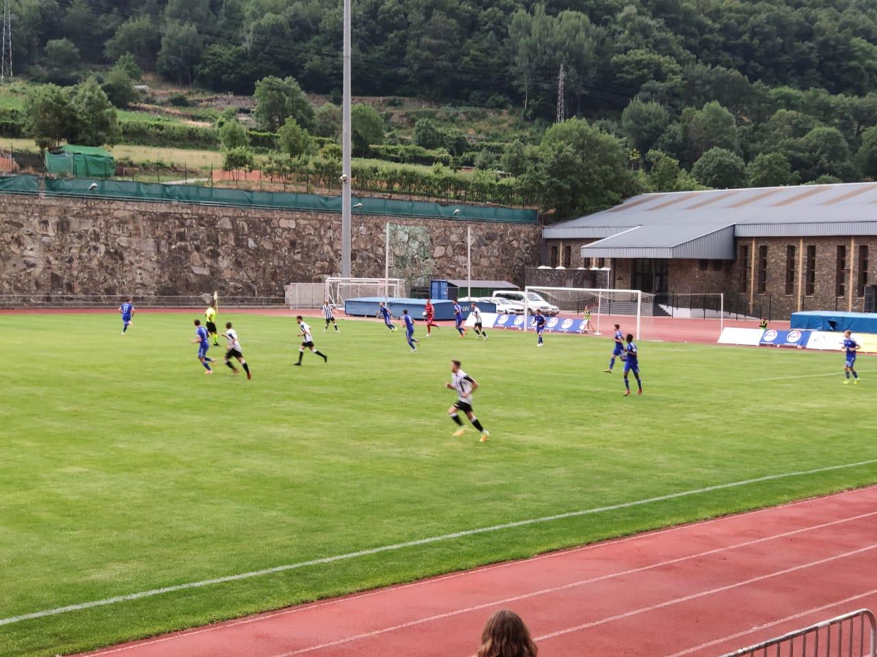 L'Engordany tanca la lliga Europa amb una derrota per la mínima contra el Dinamo de Tbilisi