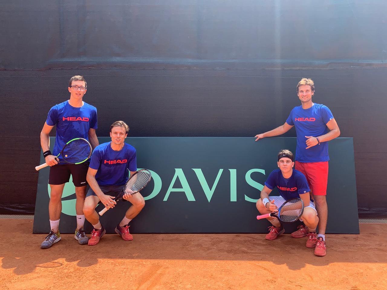L'equip de tennis perd la quarta sèrie de la Davis, contra Kosovo (1 a 2)