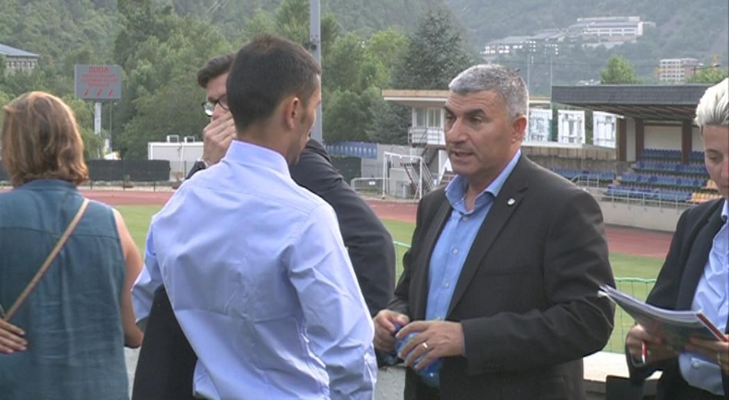 L'exjugador Fèlix Álvarez encapçalarà la candidatura continuista a les eleccions de la FAF
