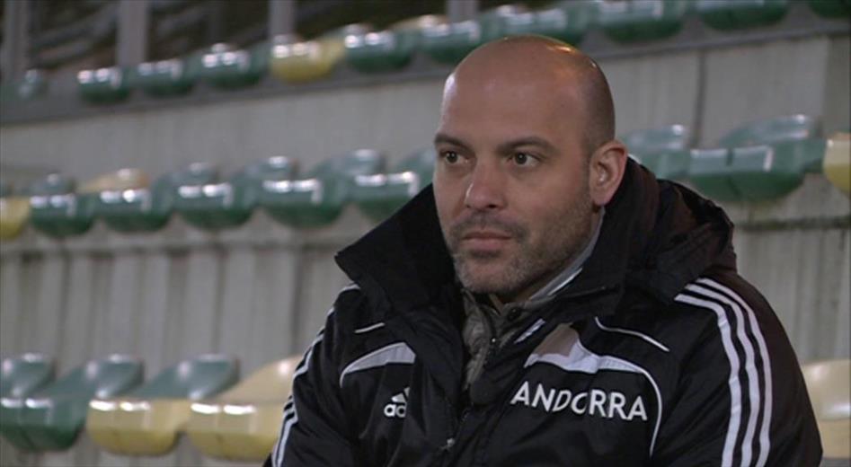 El FC Andorra destitueix Gabri