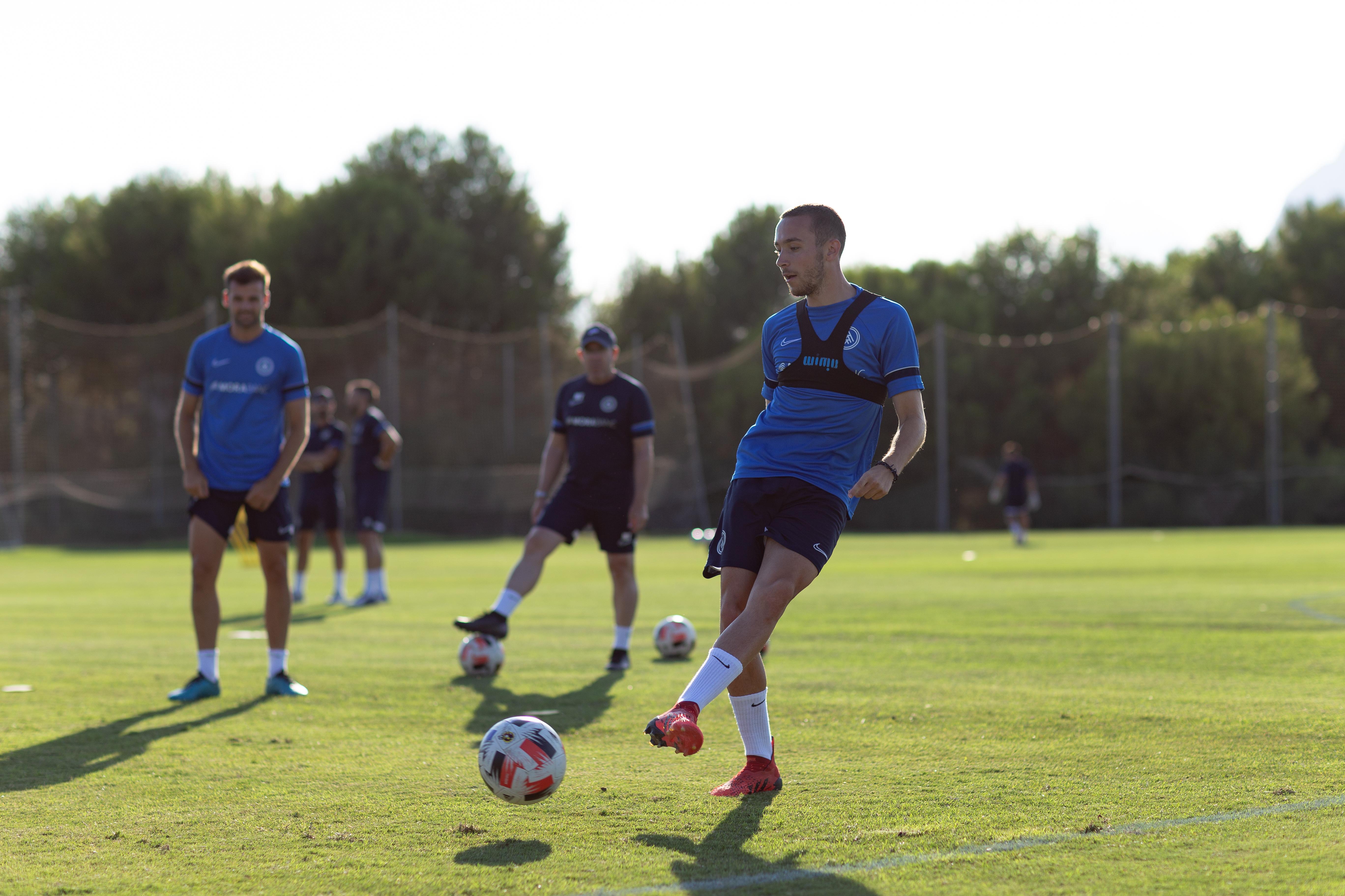 L'FC Andorra s'imposa al Vila-real B en el segon partit de la pretemporada