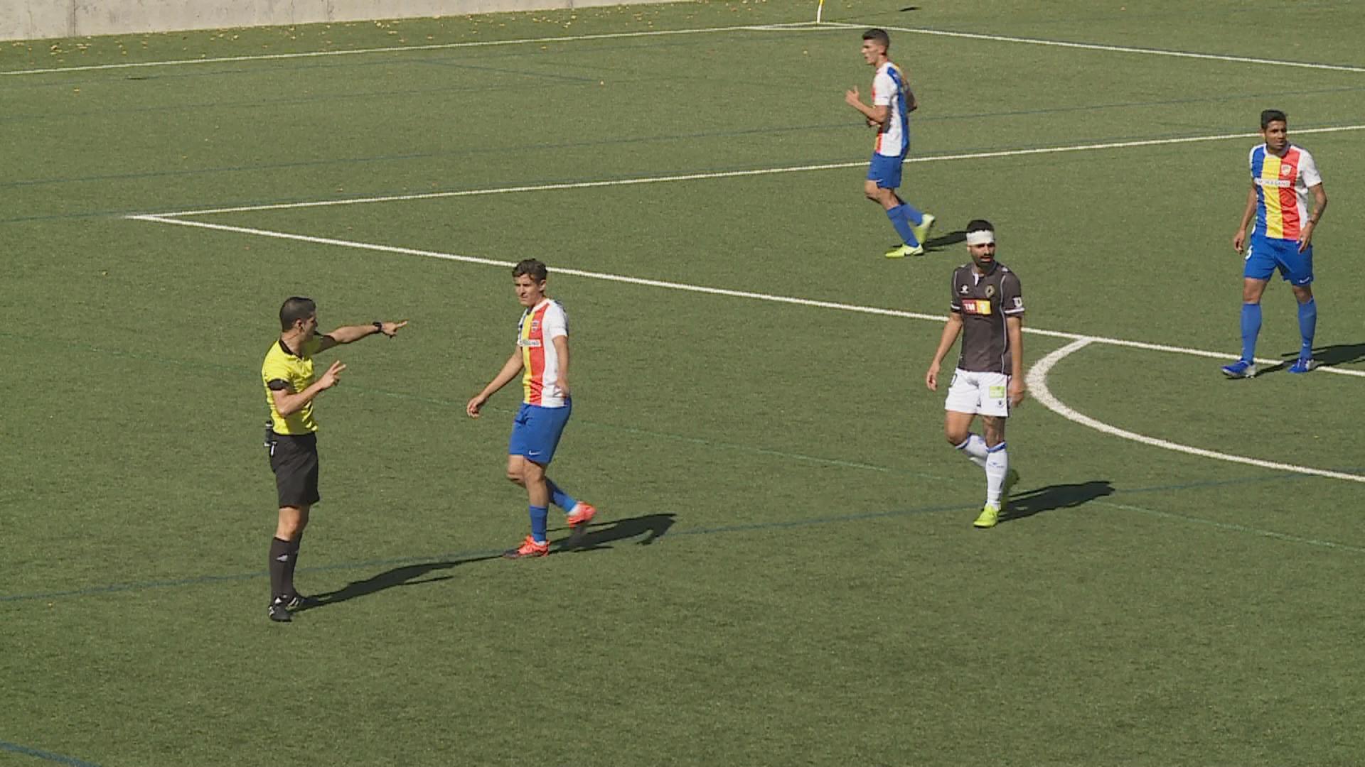 L'Andorra, a punt de tancar el fitxatge de Carlos Martínez