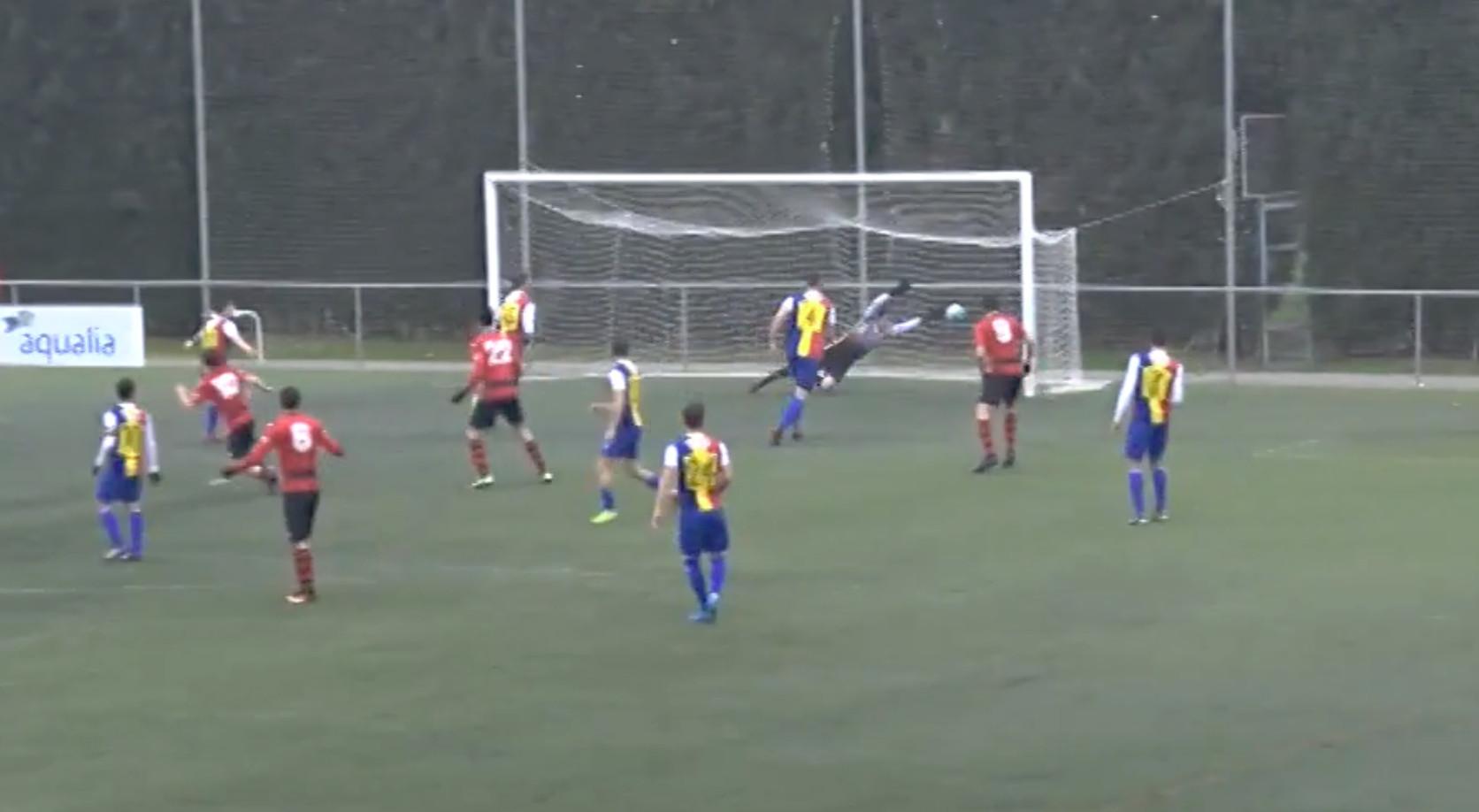 L'FC Andorra, a punt de tancar el fitxatge del jove porter Pol Ballesté