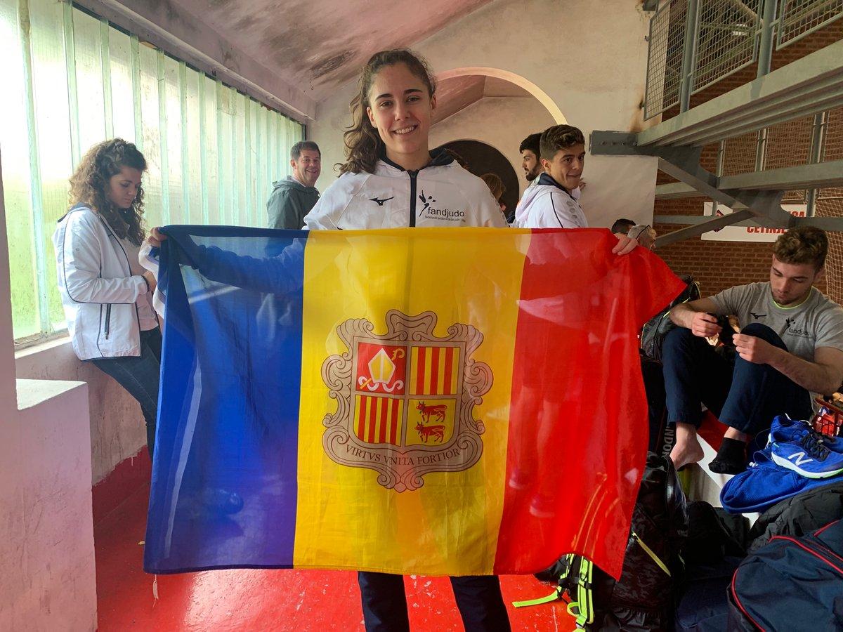 Lia Povedano i Alda Babi aconsegueixen les primeres medalles d'Andorra als Jocs de Montenegro