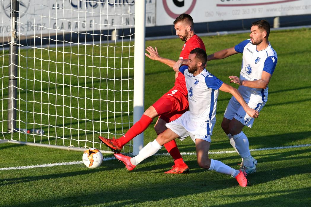 L'Inter Club Escaldes diu adéu a la Champions després de caure contra el Drita (2-1)