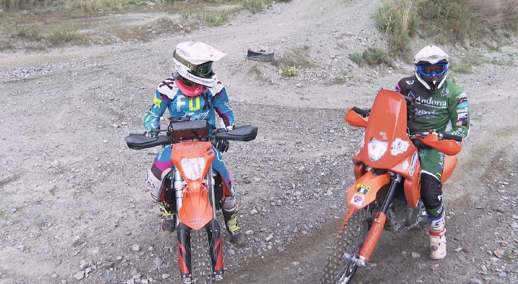 Llobera i Arnabat, passió compartida per les dunes