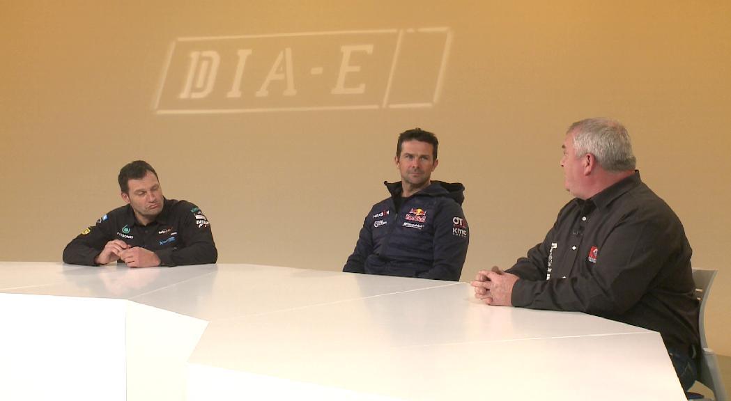 Llovera, Despres i Ginesta tornen amb bones sensacions del primer Dakar a l'Aràbia Saudita