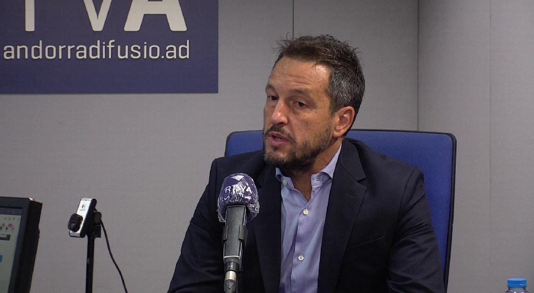 López denuncia amenaces d'un assessor del Govern i demana a la majoria que actuï