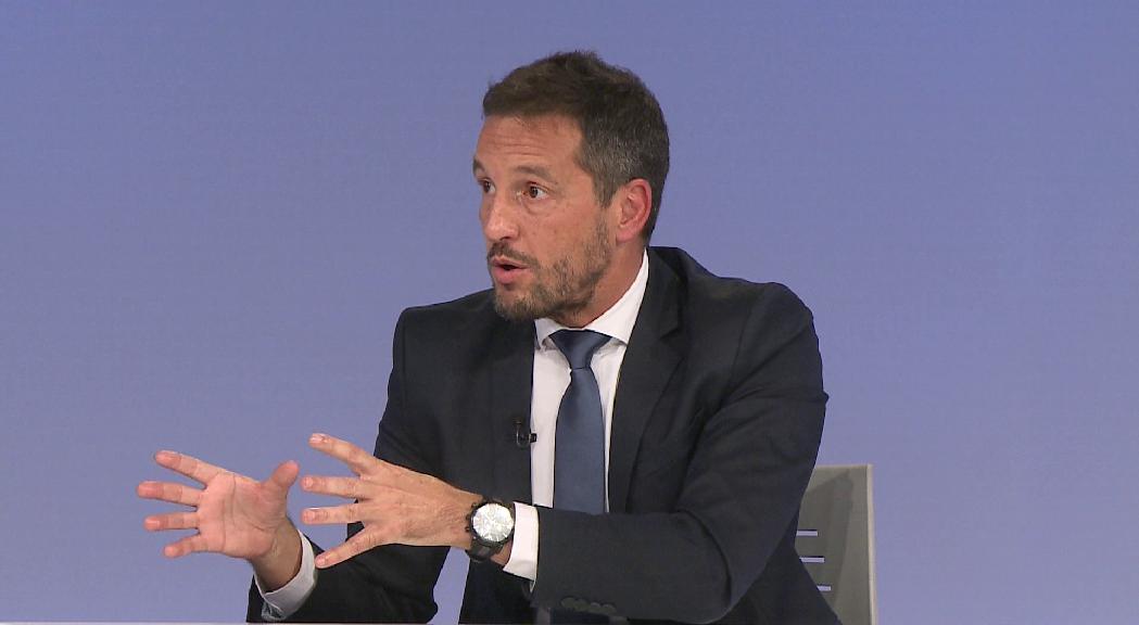 """López, sobre l'habitatge: """"Per als propietaris no està sent una problemàtica, sinó una possibilitat de fer molts diners"""""""