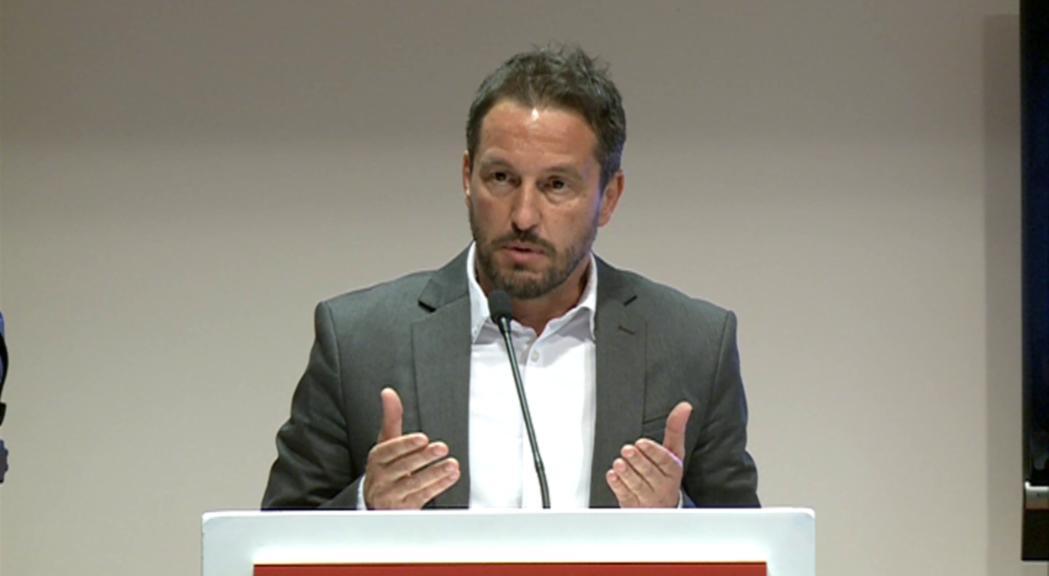"""López: """"Els qui van votar d'Acord no ho van fer perquè els seus vots servissin per a donar suport a DA"""""""