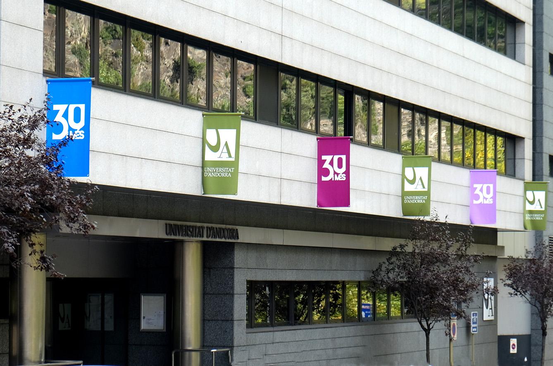 La Universitat d'Andorra (UdA) ha obert un proce´s particip